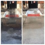 Commercial Cleaning Before and After